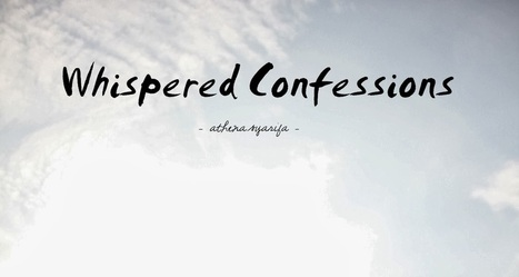 Whispered Confessions: The Angel's Game | Personal Blog | Scoop.it