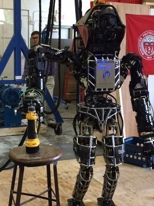 Robot gets a driving lesson for DARPA challenge - Computerworld   Heron   Scoop.it