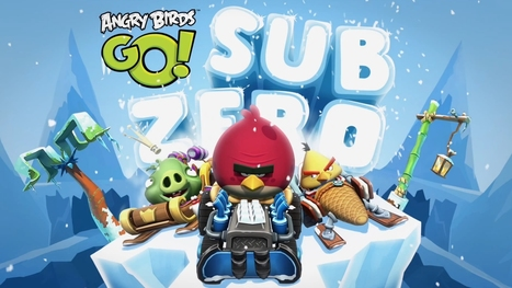 Play Angry Birds Go! Sub Zero Game Free   Play Candy Crush Games   Scoop.it