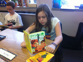 Book Study-Fourth Grade | The Morning Blend | Scoop.it