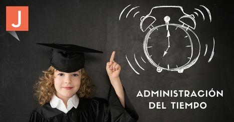 Administración del tiempo. Cómo ser eficiente y eficaz a la vez | Tecnología Educativa | Scoop.it
