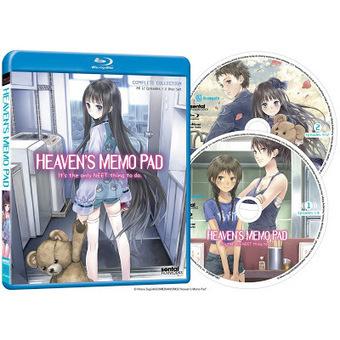The Anime Voice: Heaven's Memo Pad | Anime News | Scoop.it