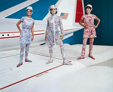 Why Don't Flight Attendants Dress Like This Anymore? | Aviation Matters | Scoop.it