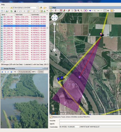 Georeferencing on a Budget: Using iPhone and Freeware Apps to Geotag a Mountain of Image Files - Directions Magazine | Geoflorestas | Scoop.it