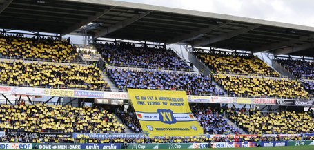 Clermont : 6500 supporters attendus à la Beaujoire | Rugby et Compagnie | Scoop.it