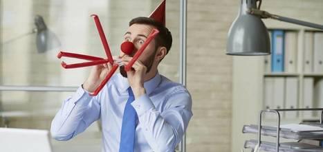 Pourquoi rester assis à son bureau rend bête | Teletravail et coworking | Scoop.it