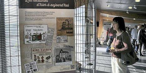 A Mende, la presse ancienne d'hier à aujourd'hui s'expose | LR livre et lecture dans les médias | Scoop.it