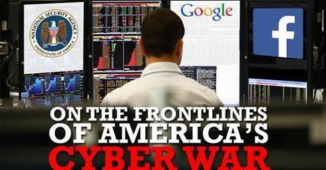 Off The Grid: On The Frontlines of America's Cyberwar | Criminal Justice in America | Scoop.it