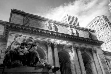 New York public libraries are calling in a billion-dollar fine on New York City | Librarysoul | Scoop.it