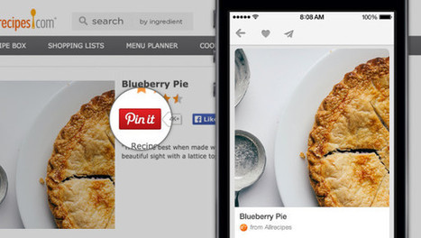 Grow Your Pinterest Following: 5 Simple Steps for Brands  | Social Media Strategies | Scoop.it