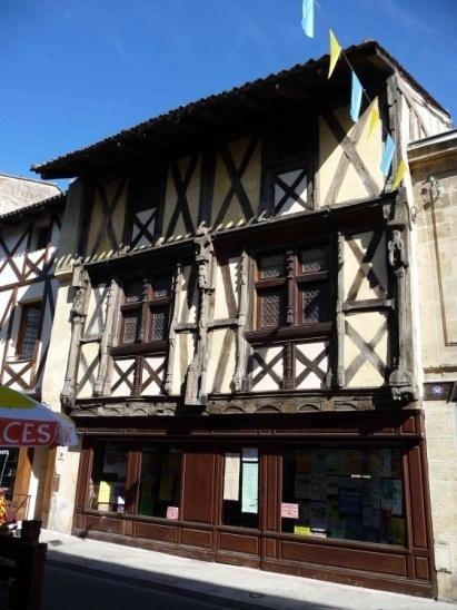 Exposition à la future Maison des métiers d'Art et du Patrimoine les 6 et 7 avril | Vitrines d'art à Sainte Foy la Grande - 2013 | Scoop.it