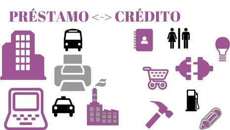 Diferencia entre crédito y préstamo   Finance-Financiamiento   Scoop.it