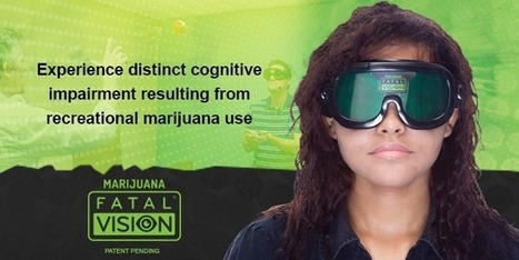 These 'marijuana goggles' are supposed to make you feel stoned   Lives Lived Well   Scoop.it