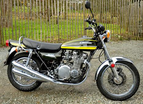 Kawasaki Z900 ! | Classic Motorbike | Scoop.it