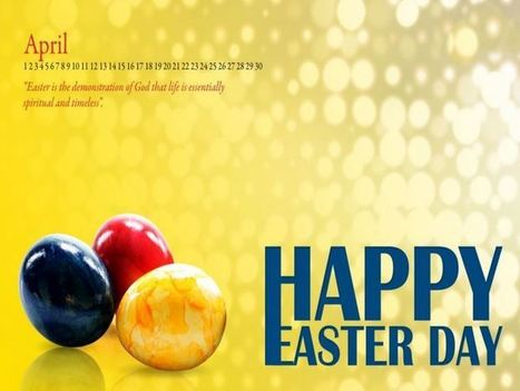 Happy Easter Quotes, Wishes, Images and Pictures (Happy Easter Day) | Just Web World | Scoop.it