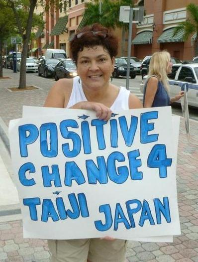 Third annual Positive Change for Taiji going Gangnam Style | Dolphins | Scoop.it