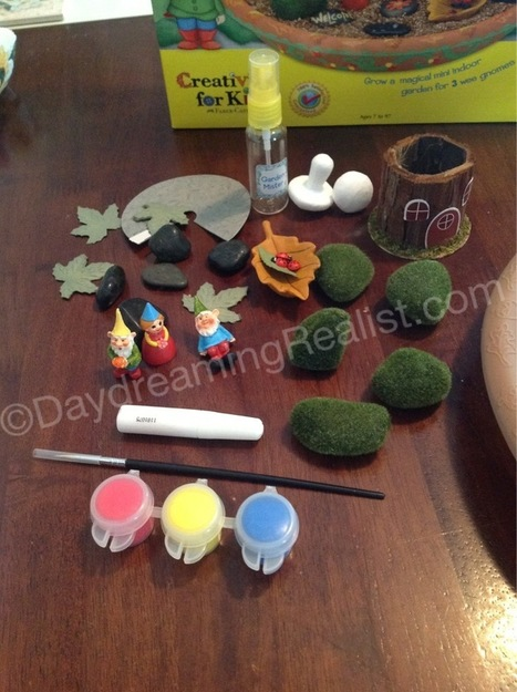 Daydreaming Realist: Giveaway: *Creativity for Kids* Craft Kits Make Excellent Gifts! | Social Media, Communications and Creativity | Scoop.it