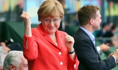 'There's nothing wrong with being ambitious' and four other times Angela Merkel was absolutely right | Genderomics | Scoop.it