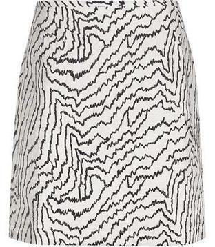 Women Fashion Clothing: Abstract Print Mini Skirt   Women Fashion Clothing   Set That   Scoop.it