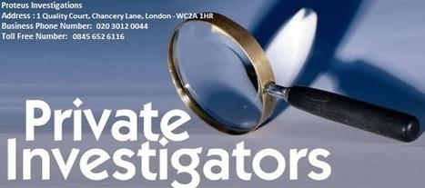 The qualities of a good private investigator   Proteus Investigations   Scoop.it