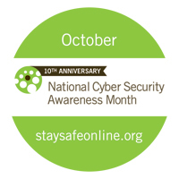 Prepare for National Cyber Security Awareness Month 2013 | Higher Education & Information Security | Scoop.it