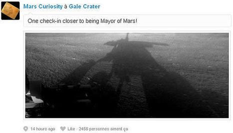 Vous vouliez être maire de Mars ? Trop tard, la place est prise | Un peu de tout... | Scoop.it
