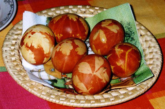 "Latvian Pagan Festivals: Easter, i.e. ""Lieldienas"" 