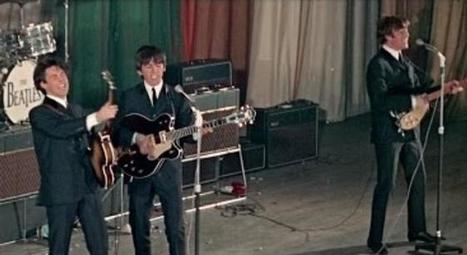 Hulu's New Beatles Documentary Will Make You Wish You Were Alive In The '60s | MOVIES VIDEOS & PICS | Scoop.it