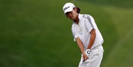 Gueules de golf (1/10): Kevin Na | Nouvelles du golf | Scoop.it