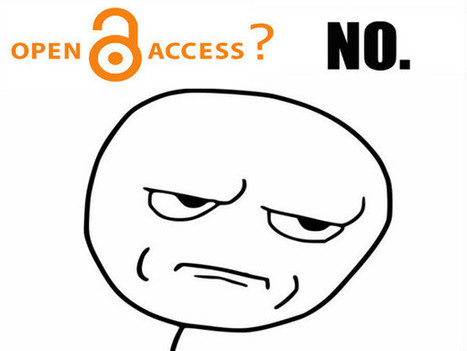 Why scientists are reluctant to publish in Open Access? | Open Science | Social media research | Scoop.it