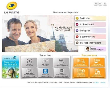 Comment utiliser les services en ligne de La Poste depuis son domicile. | ORDI-SENIOR.FR | Section : Pratique | Seniors | Scoop.it