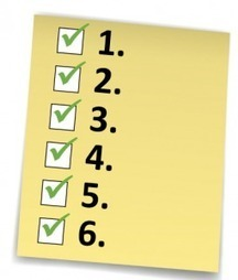 Create a checklist graphic in PowerPoint - PowerPoint Tips Blog | Technical Training | Scoop.it