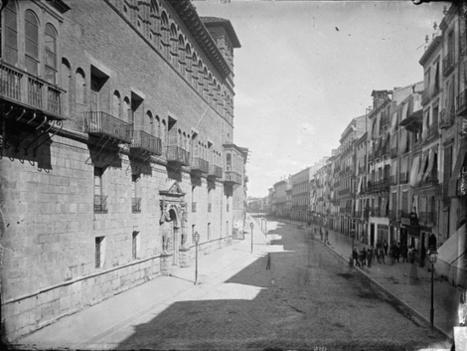 Zaragoza. El Coso y el Palacio de la Audiencia.   Curious World   Scoop.it