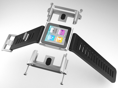 The iPod Nano Watches to Rule Them All | Art, Design & Technology | Scoop.it