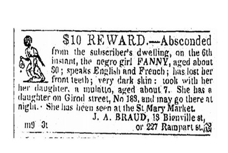 An Archive of Fugitive Slave Ads Sheds New Light on Lost Histories | Black History Month Resources | Scoop.it