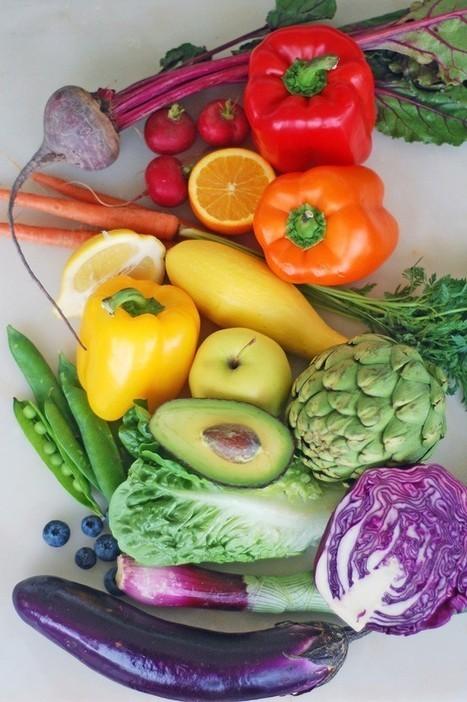 5 fruits et légumes par jour….dans mes cosmétiques !   Pomarium   Scoop.it