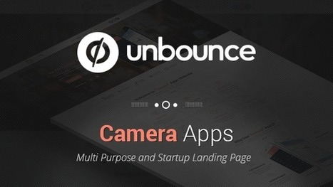 20+ Best Unbounce Landing Page Templates 2016 for Marketing | Freebies and Resource | Scoop.it