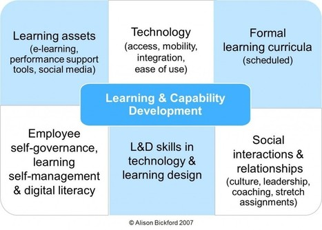 Seven Tips for Developing an e-Learning Strategy | Learning Happens Everywhere! | Scoop.it
