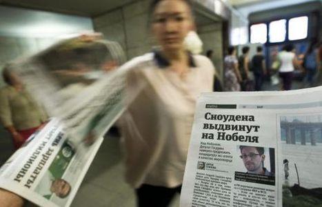Snowden pide asilo en 20 países y renuncia a hacerlo en Rusia | Edward Snowden | Scoop.it