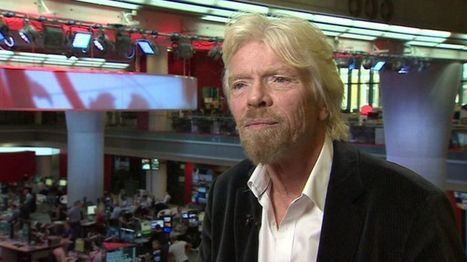 Network Rail 'too big', says Sir Richard Branson - BBC News | Moving minds and people in business | Scoop.it
