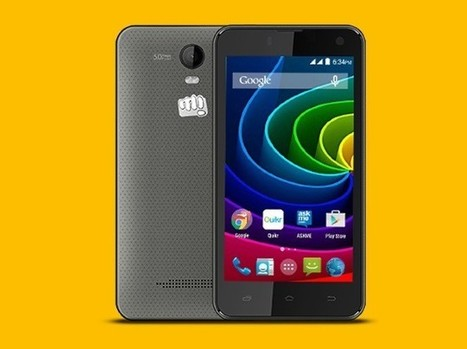 Best Smartphone 2015 : Micromax Bolt Q335 Comparison, Review, Specification, Rating, Benchmark | nokia | Scoop.it