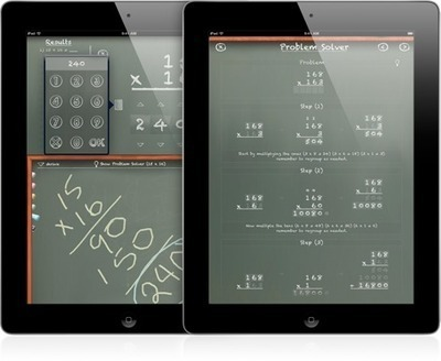 iPad y Matemáticas.   RED.ED.TIC   Scoop.it