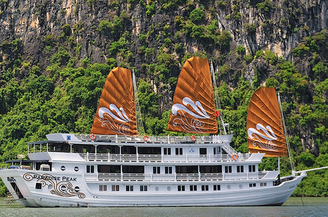 Luxury cruises Halong bay Vietnam will bring you amazing experiences. | Travel guide | Scoop.it