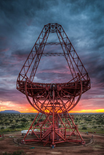 Largest ever Cherenkov telescope sees first light | Astronomy Domain | Scoop.it