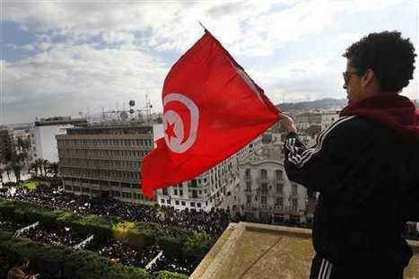 TUNISIA: Revolution shows hollowness of Arab system in face of people power | Babylon & Beyond | Los Angeles Times | Coveting Freedom | Scoop.it