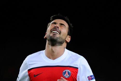 Inter Milan tight-lipped over move for rumoured Arsenal target Ezequiel Lavezzi - Mirror.co.uk | Ezee | Scoop.it