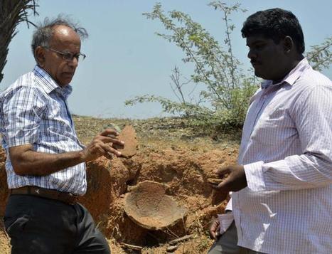 Urn burial site discovered near Kancheepuram under threat | Archaeology News | Scoop.it