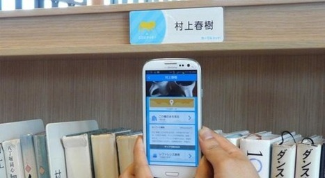 In Japan, public libraries embrace digital tech with NFCs | innovative libraries | Scoop.it