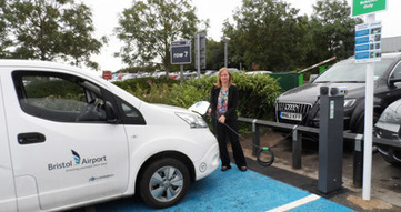 Bristol Airport switched on to the future | EcoFriendlyFlying | Scoop.it