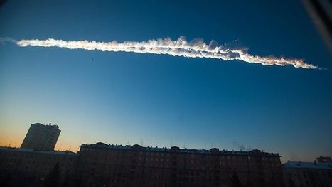 Scientists find fragments of meteor that struck Russia - The Australian | iPhone 5s | Scoop.it